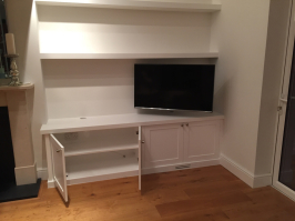 Alcove unit to fit the space in Whitton 26/2/16