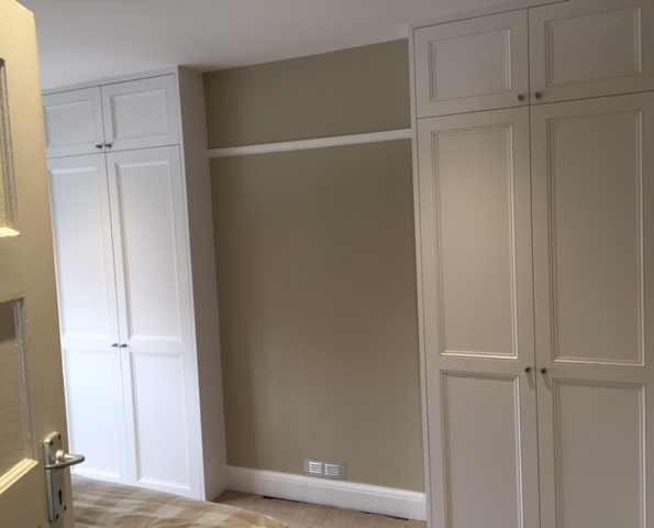 Alcove Wardrobes whitton, twickenham 7/9/2017